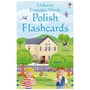Everyday Words Polish Flashcards