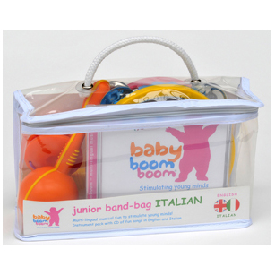 Italian Junior Band Bag