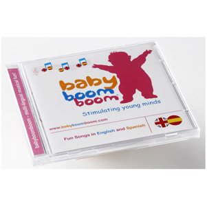 English and Spanish CD