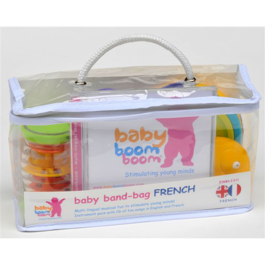 French Baby Band Bag