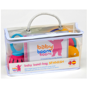 Spanish Baby Band Bag