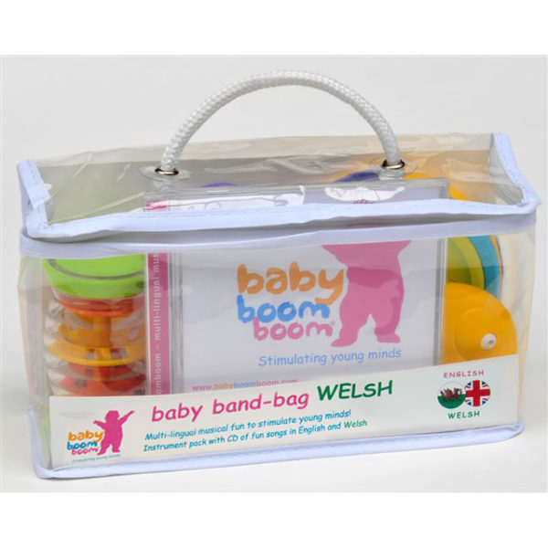 Welsh Baby Band Bag
