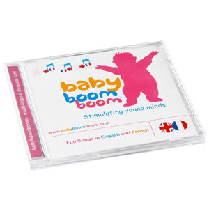 English and French CD