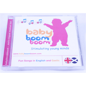 English and Scottish Gaelic CD